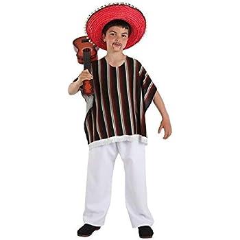DISBACANAL Disfraz de Mejicano para niño - -, 10 años: Amazon.es ...