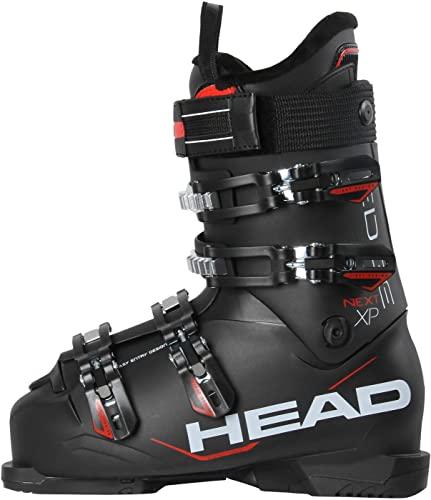 Head Botas de Esqui Next Edge XP Negro/Rojo (701) 30