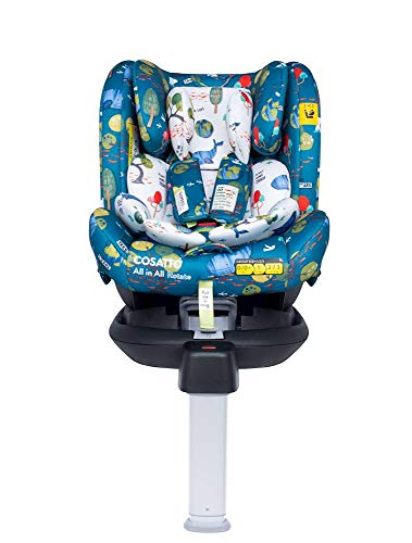 Cosatto Paloma Faith All in All Rotate Baby to Child Car Seat - Group 0+123, 0-36 kg, 0-12years,...