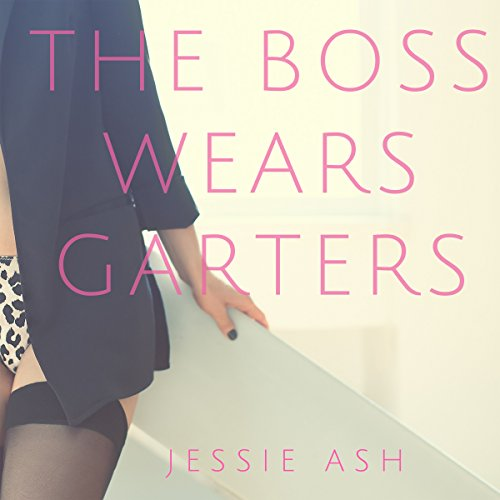 The Boss Wears Garters cover art