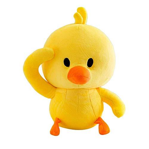 Marionetas - Juguete de peluche, juguete para niños, juguete de almohada, muñeca de peluche de pato amarillo