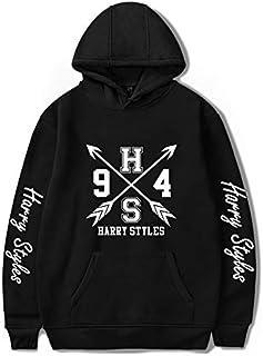 Hoodies sweatshirt Hot Harry Styles Treat People With Kindness Fine Line letter pattern popular Men/Women casual hoodies A...