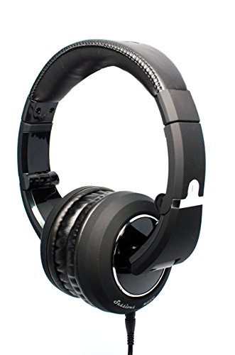 cad headsets CAD Audio Sessions MH510 Closed-Back Headphones, Black