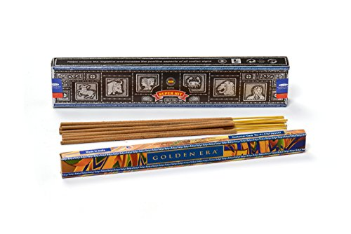 Satya Nag Champa Super Hit - Varillas de Incienso
