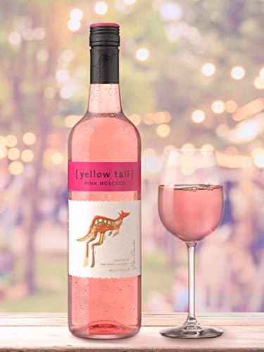 Yellow Tail Pink Moscato - Süßer Roséwein aus Australien mit 7,5% vol. Alkohol (1 x 0,75l) - 3