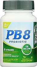 Nutrition Now Pb8 Acidophilus Veg, 60 ct
