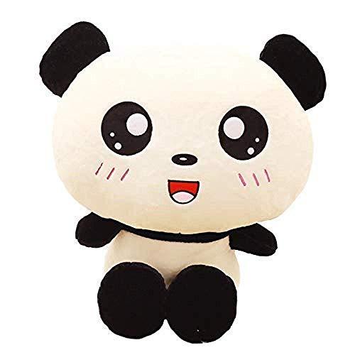 WYYHYPY Juguete de felpa de juguete de la cabeza grande de 50 cm juguetes de peluche almohada suave lindo de dibujos animados oso de los niños regalo dedu oso