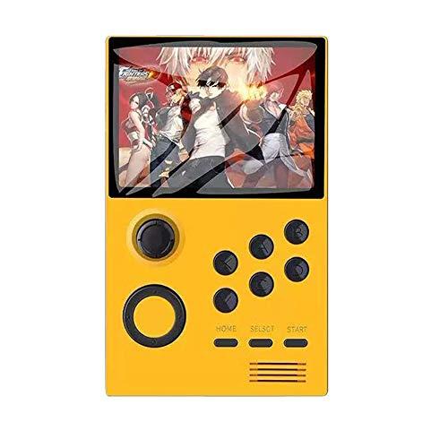 Handheld Console De Jeux Android Supretro Boîte De Pandore IPS L'écran Intégré 3000 + Jeux 30 Jeux 3D WiFi Télécharger