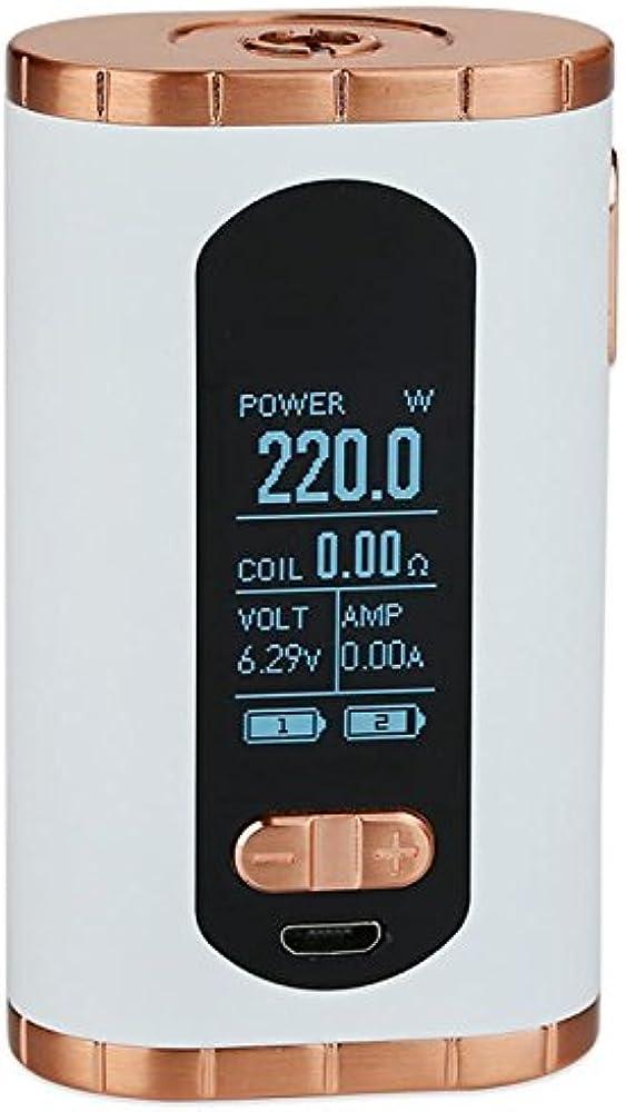 Eleaf invoke 220w mod (nero), sigaretta elettronica, senza nicotina ELINVOKEMO-2