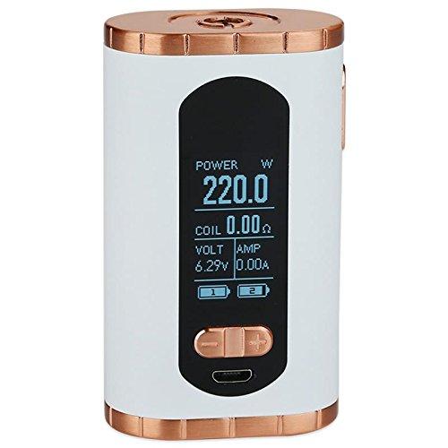 Eleaf INVOKE 220W MOD (Nero) Sigaretta Elettronica Senza Nicotina