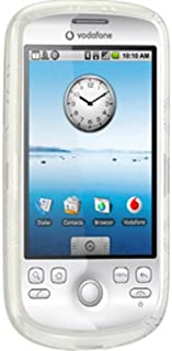 Amzer Luxe Argyle Skin Case for T-Mobile myTouch 3G/HTC Magic - Clear