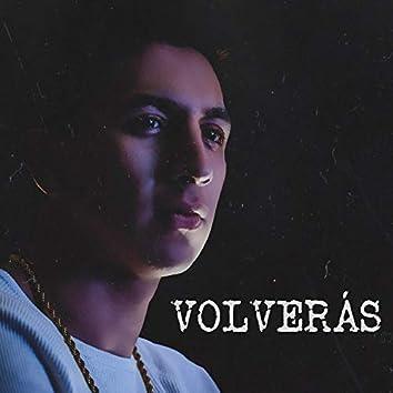 Volveras (feat. Luis Saavedra)