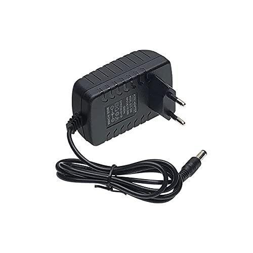 Ecarke 2V2A Netzteil ist passend für Makita BMR 100/101, 240V Netzteil, Ladekabel 24 W (12V/2,0A) mit R&-Stecker passend für Diverse Geräte, z.B. Trafos, LED-Controller, RGB, SMD.