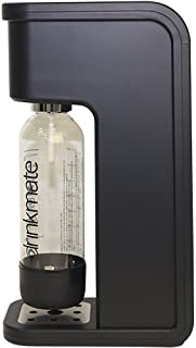 [ドリンクメイト] 炭酸水メーカー マグナムシリーズ スマート 水専用 (マットブラック) DRM1004