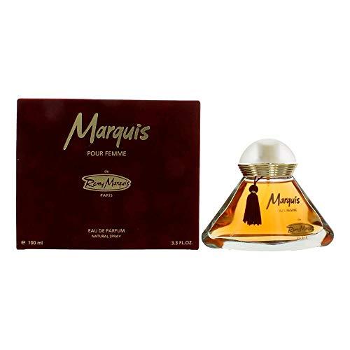 Marquis Pour Femme By Remy Marquis Eau De Parfum Natural Spray 100ml / 3.3 Fl.oz by Remy Marquis