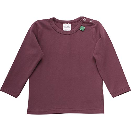 Fred'S World By Green Cotton Alfa T T-Shirt, Violet (Plum Purple 019231101), 95 (Taille Fabricant: 80) Bébé Fille