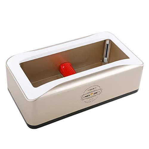 Ocye Automatische overschoendispenser, herbruikbare overschoenoverschoenmachine, automatische overschoenafdekking van de vloerbedekking voor op kantoor en thuis.