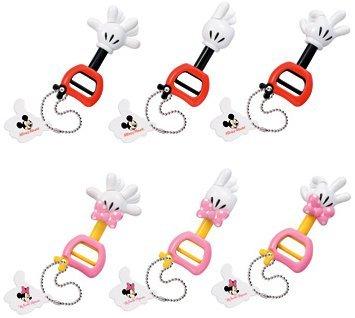 ディズニー ミッキー&ミニーキャラマジックハンド 全6種