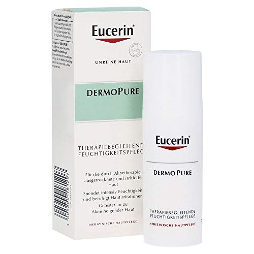 Eucerin - Soothing Creme Dermo Pure (Adjunctive Soothing Cream) Dermo Pure (Adjunctive Soothing Cream) 50 ml - 50ml