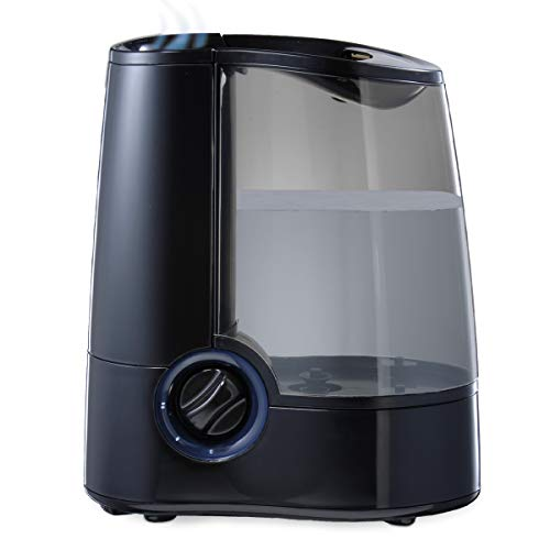 Product Image of the Honeywell HWM-705B HWM705B Filter Free Warm Moisture Humidifier, Black