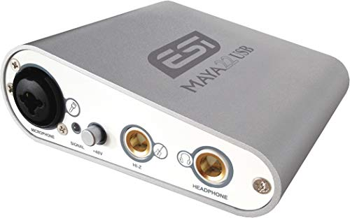 ESI MAYA22USB - Interfaz de audio (USB)