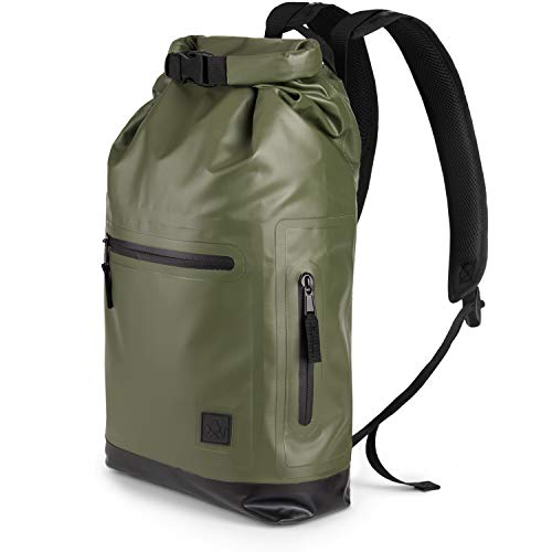 """The Friendly Swede City Rucksack for Men and Women with 13"""" Laptop..."""
