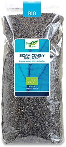 Sésame noir BIO 1 kg - BIO PLANET