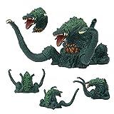 hqycjyoe Película Monster Series Godzilla 2 Biollante Monster Mobile Articulaciones Dinosaurios PVC Figura De Acción Colección Modelo Juguetes para Niños Regalo De Cumpleaños