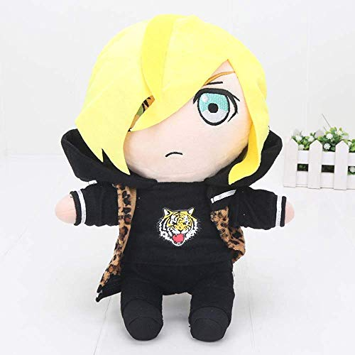 Anime YURI!!! on ICE YURI on ICE Victor Nikiforov Yuri Plisetsky cute Plush Doll Toy 26cm (1) (Color : 1) LATT LIV