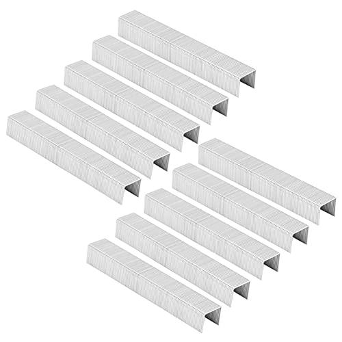 KW-triO Staples Grapas estándar de oficina 1000 / caja para suministros de escritorio de oficina en casa