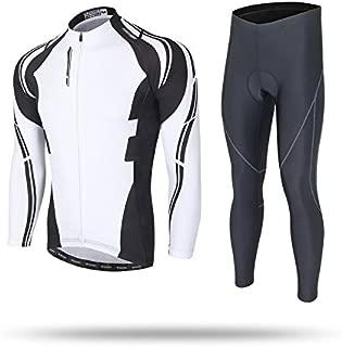 TeyxoCo New Trend Biking Cycling Padded Jersey Set