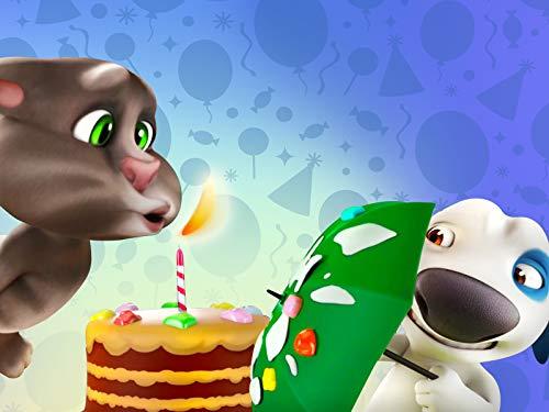 Super Geburtstagskuchen!