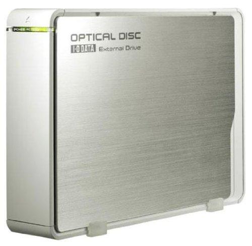 I-O DATA BD/DVD/CD対応 外付ブルーレイディスクドライブ BRD-UH8Sの詳細を見る