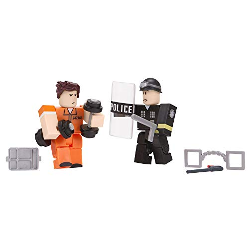 Roblox Game Pack Action Figure, Prison Life