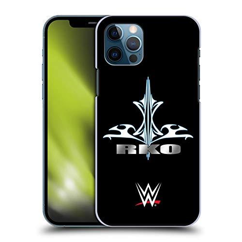 Head Case Designs Ufficiale WWE Randy Orton RKO Destiny 2018/19 Superstars 5 Cover Dura per Parte Posteriore Compatibile con Apple iPhone 12 / iPhone 12 PRO