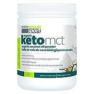 Prairie Naturals Keto Mct Oil Powder 300 gram
