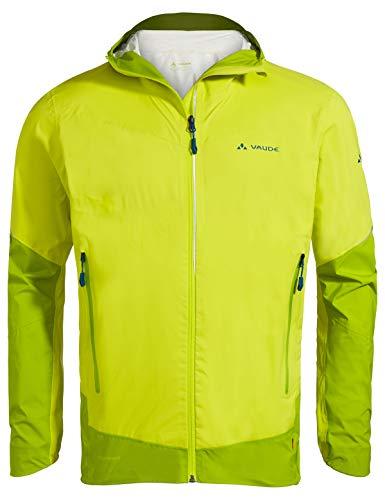 VAUDE Herren Men's Larice 2, 5L Jacket II Jacke, Bright Green, L