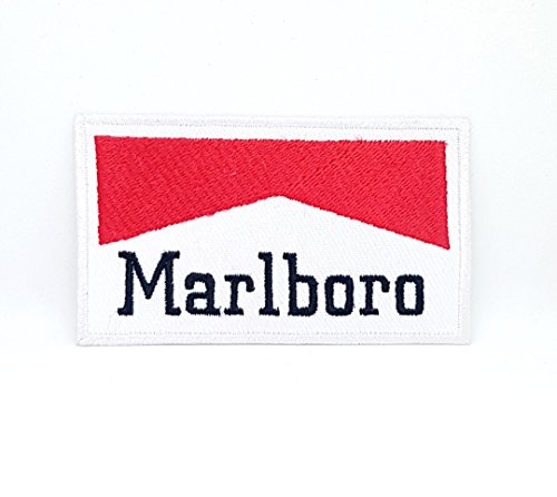Marlboro giacca Formula 1 Racing Iron/Sew on embroidered patch