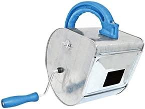 1-Punkt-Verriegelung Zisa-Kombi Toilettenraumschloss m Christophorus mit Anh/änger Hlg 932988524730 Silber matt
