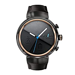 Best iOS Compatible Smartwatches for iPhone Users: ASUS ZenWatch 3 WI503Q-GL-DB
