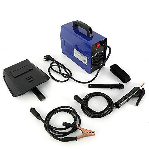 Soldador Inverter, Electrodo de Corriente Continua con Tecnología IGBT Máquina de Soldadora...
