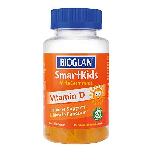Bioglan SmartKids Vitamin D | Immune Support | 30 Gummies