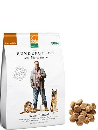 defu Hund Senior Geflügel - 800 g