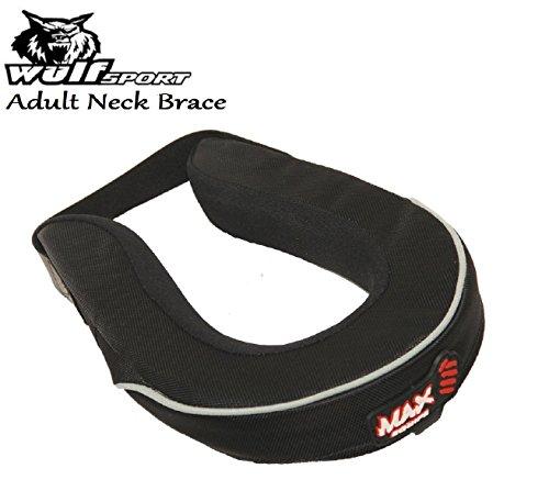 Wulfsport adulto max neck Brace moto Motocross Quad MX Pit Bike cuello Brace