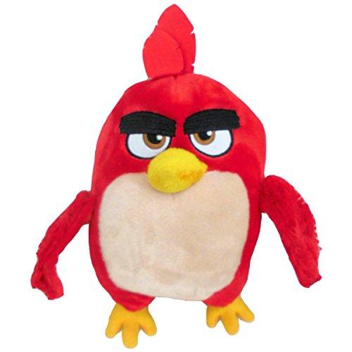 Marabella Angry Birds Red Plüschfigur Plüsch Kuscheltier Puppe Stofftier Teddy 34cm