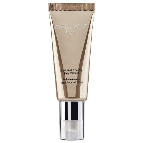 Malu Wilz - Natural Beauty Day Cream - Perfektionierende Tagespflege - SPF 10 - 40 ml
