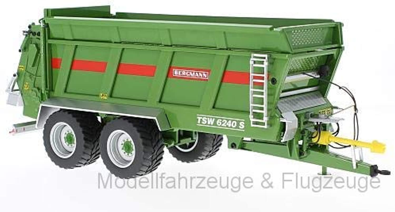 Bergmann 7835 Universalstreuer TSW 6240 S, 1 32 Wiking