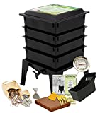 Worm Factory 360 Black US Made Composting System for...