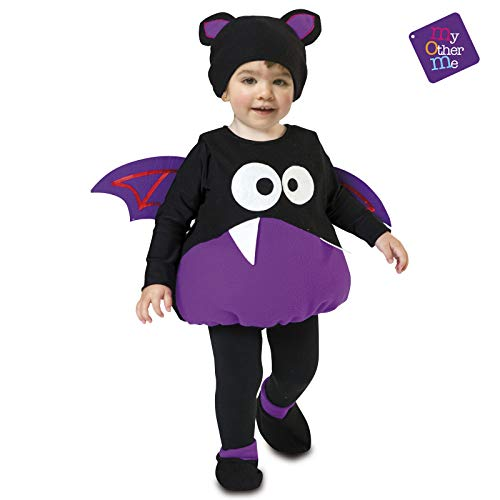 My Other Me - Halloween Vampiro Disfraz, Multicolor, 1-2 años, Fun Company 203206