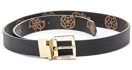 Guess Cintura reversibile con logo H30 BW7383VIN30 BBN (M(95cm))